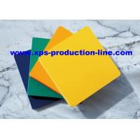 Best Fire Retardant B1 Grade PVC Foam Board For Signage / Construction Formwork wholesale