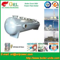 Quality Stainless steel boiler mud drum SGS wholesale