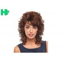 Quality Pretty  Synthetic Hair Wigs / Heat Resistant 14 Inches Synthetic No Lace Hair Wig wholesale