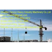 Quality 181m Attached Height Construction Tower Crane For Civil Buildings wholesale