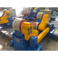 Quality Self Aligning Welding Rotator 20T Self Centering Roller Beds Pipe Turning Rolls wholesale