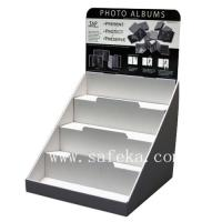 POP Cardboard Counter Display Box for Photo Albums