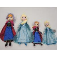 Disney Frozen Ana and Elsa Plush toys