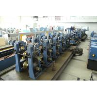 ASTM Standard Steel Pipe Making Machine High Speed High Frequency Welder