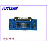 Female IEEE 1284 Connector , 36 Pin DDK Centronic Connectors For Printer