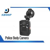 Quality 2PCS 1950mAh Battery Powered Cops Wearing Body Cameras IR Night Vision wholesale