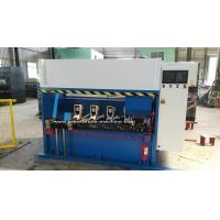 CNC Stainless Steel v groove cutting machine 4'' Long Work Table ISO9001 Approval