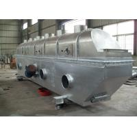 Quality Vibration Horizontal FBD Fluid Bed Dryer For Chicken Essence Granules wholesale