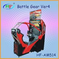 Racing game, arcade game, video game Battle Gear ver4