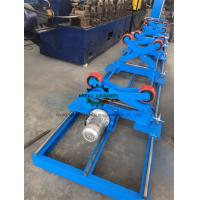 Quality PU Coated Pipe Turning Rolls For Automatic Feeding And Welding wholesale