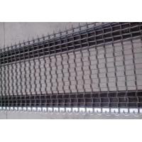 Safety Chain Link Flat Wire Belt Plain Weave For Curing Furnace ISO9001