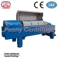 Best Automatic Continuous Solid Liquid Decanter Centrifuge Drilling Mud Centrifuge wholesale