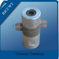 20 KHZ / 25KHZ / 40KHZ Ultrasonic Transducer For Welding Machine