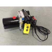 Electric Driven Double Acting Hydraulic Power Units 12V With 800W Motor