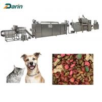 Quality DARIN Floating Fish Feed Dog Pet Food Processing Machinery English Manual wholesale