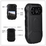 Quality Ambarella A7 2 Inches GPS WIFI Police Body Camera dvr Body Worn Video Camera wholesale