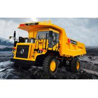 Buy cheap New Energy Coal Unloading System Articulated Dump Truck 45 Ton For Mining from wholesalers