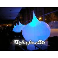 Decorative Inflatable Light Cone for Party and Wedding Decoration