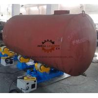 Quality Variable Speed Self Aligned Pipe Welding Rotator 10 Ton Rotary Capacity wholesale
