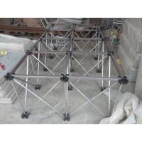 Quality Indoor Event Frame Portable  Aluminum Stage Platform Waterproof  Plywood Board wholesale