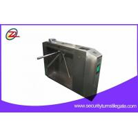 Stainless Steel Tripod Turnstile Gate door access system For company