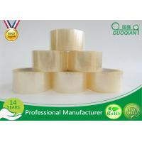 Quality Clear Shipping Storage Box BOPP Sealing Tape Single Sided ISO SGS wholesale