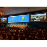 Buy cheap High Refresh Rate P3.9 Indoor Video LED Display Front Service Led Panel from wholesalers