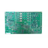 BGA Multilayer PCB Fabrication 10 Layer Printed Circuit Board Material with Immersion Gold