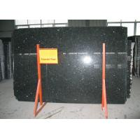 Norway Green Granite Slabs For Counters , Emerald Pearl Granite Slab 1.0cm Thickness