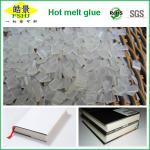 Best EVA Book Binding Adhesive Glue Hot Melt Pellets For Bookbinding Machine wholesale