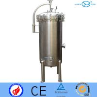 countertop 10 inch water filter housing For Waste Water Treatment / Purify