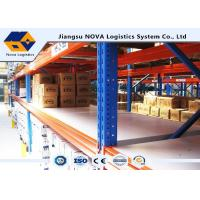 Quality Customized Adjustable Pallet Warehouse Racking System For High Capacity Storage wholesale