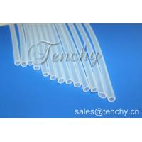 Quality Soft Medical Grade Silicone Tubing Aging Resistance , Low Temperature Resistance wholesale