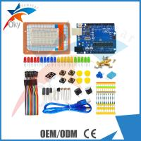 Based diy educational learning starter kit for Arduino 400 holes bread board USB Cable 255g