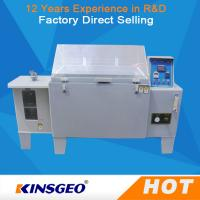 Cheap SO2 Gas Salt Spray Test Machine , Salt Fog Test Chamber With PID Controller for sale
