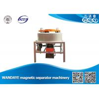 Quality Kaolin Beneficiation Dry Drum Type Magnetic Separator Machine Low Noise wholesale