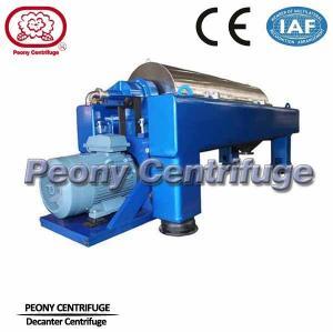 Best Large Capacity Decanter Centrifuges Horizontal Continuous Separation Centrifuge wholesale