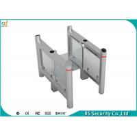 Best Swing Gate Turnstile Security Systems Card Reading Traffic Barrier wholesale