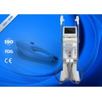 Upgrade System SHR IPL Hair Removal Machine Pigment Therapy White / Grey Color