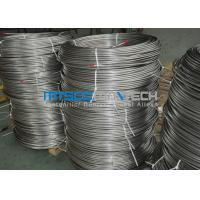 Cold Drawn Stainless Steel Seamless Coiled Tubing 9.53mm x 0.89mm