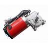 Quality Brush DC motor for sliding Door Motor, red with encoder 24VDC 60W wholesale