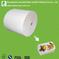 Best PE coated paperboard for seafood tray wholesale