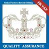 Quality D0929 Rhinestone Iron on Transfer Hotfix Motif design crystal crown Fashion Design wholesale