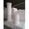 Quality Fireproof Polystyrene Foam For Making EPS Roman Column Decorative Pillars wholesale