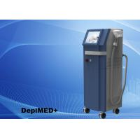 Quality Multifunction Beauty 808nm Diode Laser Hair Removal Machine , Body / Face / Leg Hair Removal Machine wholesale