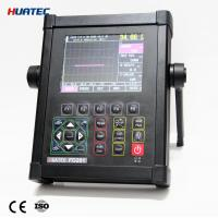 Quality Digital Ultrasonic Flaw Detector FD201 with 3 staff gauge Depth d , level  p , distance s wholesale