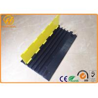 Best 4 Channel Heavy Duty Rubber Floor Cable Cover for Events Cable Management wholesale
