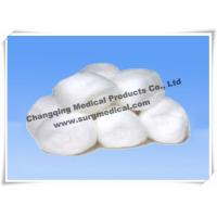 Best Medical Disposable First Aid Cotton Wool Ball Liquid Absorbent wholesale