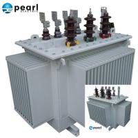 6.6 KV - 1600 KVA Oil Immersed Transformer Three Phase Power Transformer
