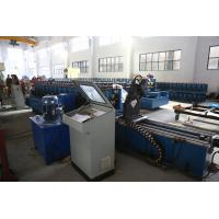 Best 1.5-2.0 mm Ladder Type Cable Tray Roll Forming Machine 12 Roller Stations wholesale